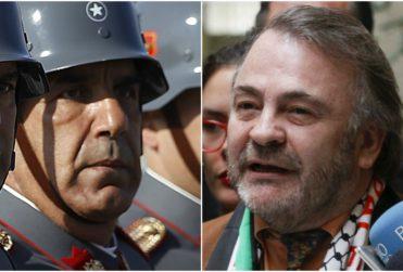 Batalla campal entre Pepe Auth y Checho Hirane superó incluso las peleas entre comandos presidenciales