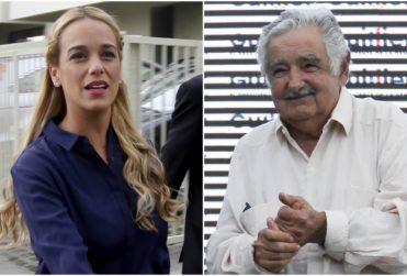 VIDEO | Piñera viraliza antiguo apoyo de Lilian Tintori en medio de la visita de Pepe Mujica