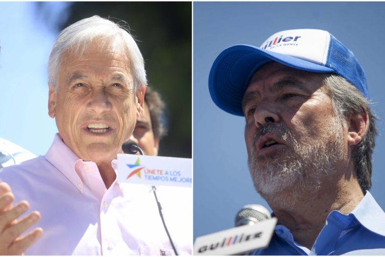 Guía energética en modo electoral: ¿qué proponen Guillier y Piñera en materia de centrales a carbón?