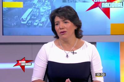 """Yasna Provoste: """"No está contemplada una reforma tributaria para condonar deudas del CAE"""""""