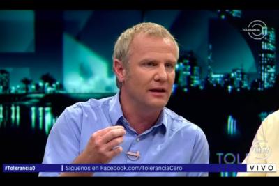 """VIDEO   """"¿Por qué un homosexual tendría que votar Piñera?"""": la pregunta más complicada que Felipe Kast respondió en Tolerancia Cero"""