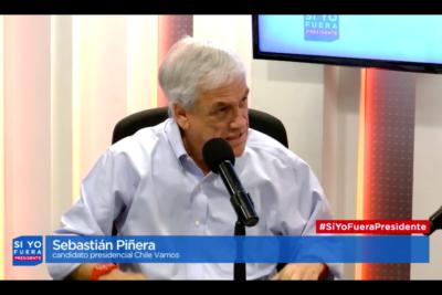 """Sebastián Piñera sobre funas públicas de los últimos días: """"Estaban muy coordinados"""""""