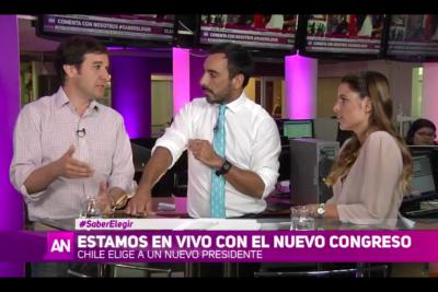 """VIDEO  Diputado electo de RN: """"Hay más gente que le gusta Huachipato que la que quiere nueva Constitución"""""""