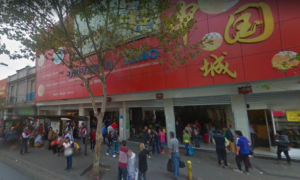 """""""Fallece niña de 8 años que fue aplastada por montacarga en el Mall Universo Chino"""""""