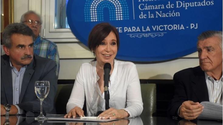 """Cristina Fernández y orden de detención: """"Es una orquestación política liderada por Macri"""""""
