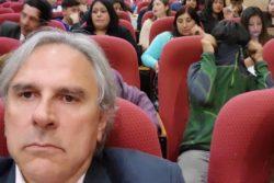 Moreira publica fotos en ceremonia del Sence en Puerto Montt y le recuerdan las palabras de Piñera