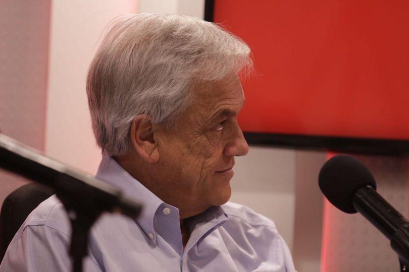 """Piñera acusa fraude electoral: """"Vimos muchos votos marcados por Guillier o por Sánchez"""""""