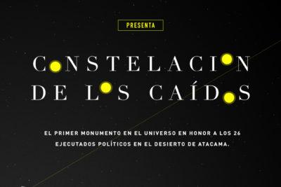 Amnistía Internacional lanza campaña para renombrar 26 estrellas con nombres de víctimas de la Caravana de la Muerte en Calama