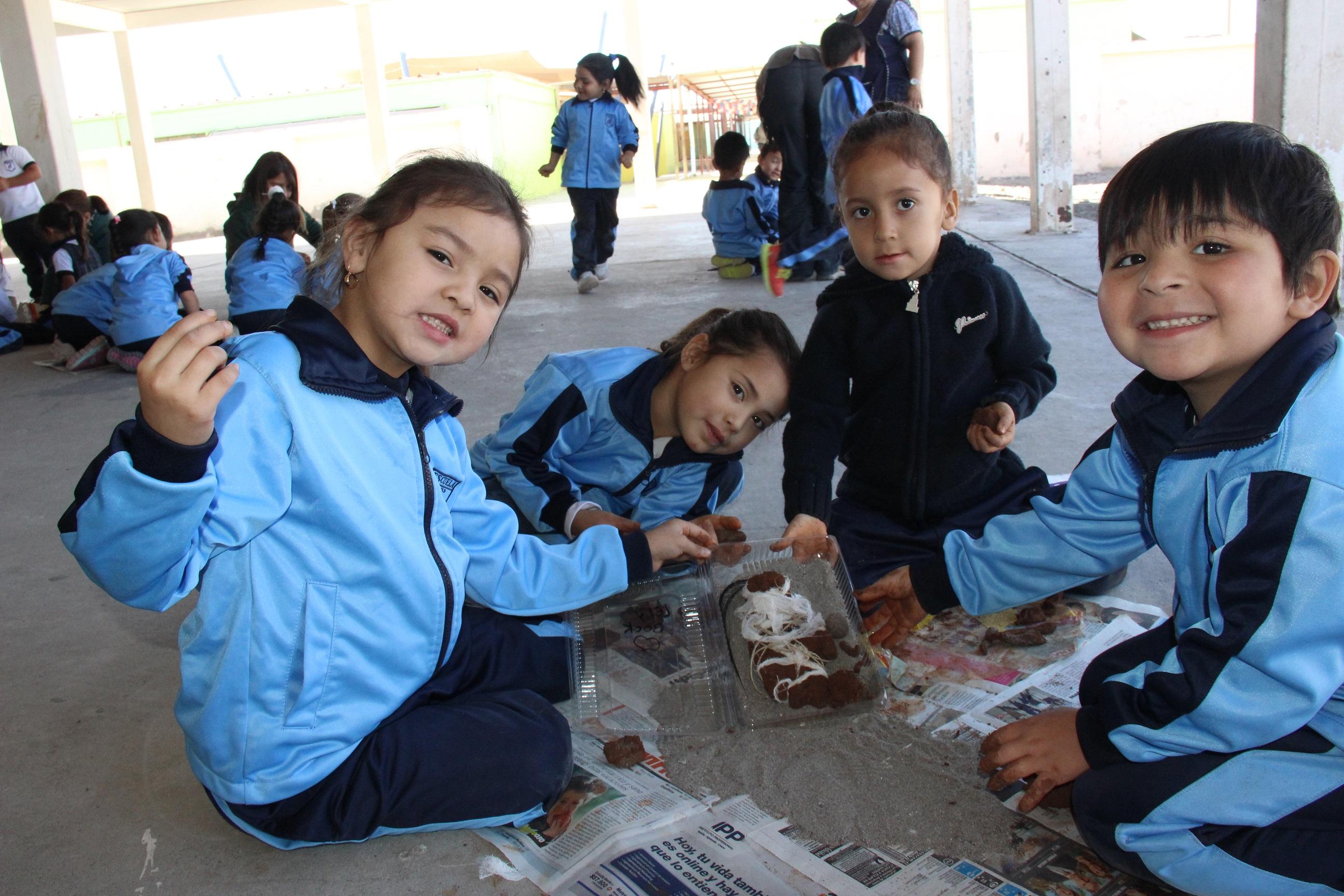 La innovación llegó a las aulas de Quillagua y María Elena