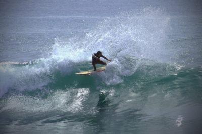 Circuito regional de surf se tomará las playas del Biobío