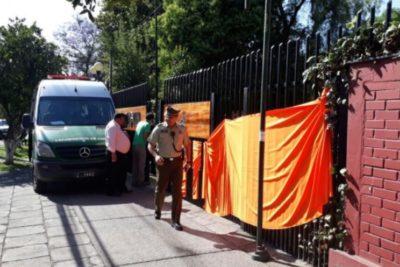 Menor de dos años muere tras ser olvidado dentro de un vehículo en Ñuñoa
