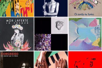Las mejores publicaciones musicales en Chile del 2017