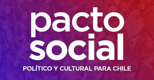 """""""Pacto Social"""": miembros del Frente Amplio y la Nueva Mayoría se unen para votar por Guillier"""