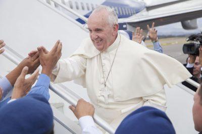 """Alcalde pide parar los robos por visita del Papa: """"Invoco a la delincuencia hacer un alto"""""""