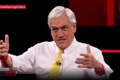 """Sebastián Piñera y polémica por 'votos marcados': """"Nunca usé la palabra fraude"""""""