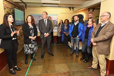Inauguran histórica muestra de campamentos petroleros en Punta Arenas