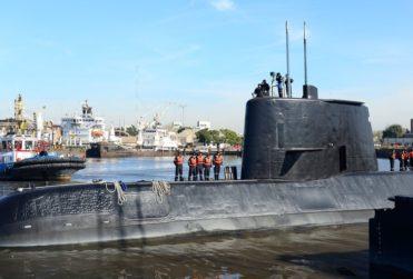 """Tripulante de ARA San Juan días antes de la desaparición: """"Nos buscaba un helicóptero inglés y los chilenos"""""""