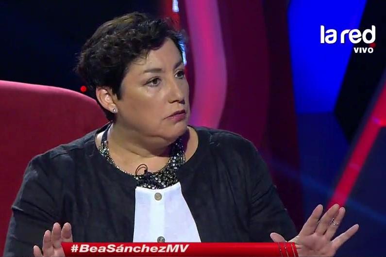 VIDEO | Beatriz Sánchez le responde por primera vez a Sergio Melnick, con remember sobre dictadura incluida