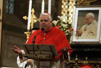 Muere el cardenal que encubrió los abusos sexuales de sacerdotes contra niños en Boston