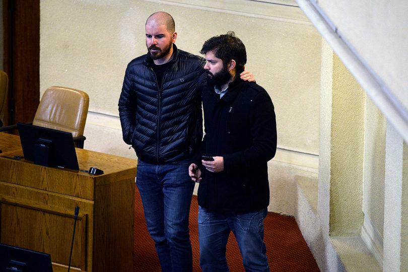 """""""Tanto que hablaron contra la retroexcavadora"""": Jackson y Boric emplazan a Chile Vamos por eventual regreso del copago, incluso en colegios públicos"""
