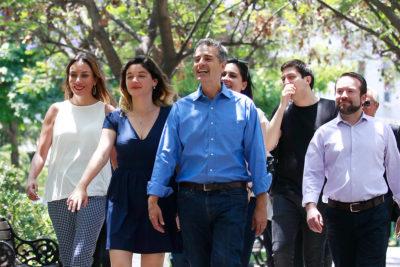 Ciudadanos de Andrés Velasco realiza consulta online para decidir su futuro