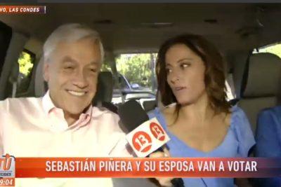 VIDEO |La frase de Piñera sobre Kevin Spacey que Constanza Santa María no le dejó pasar
