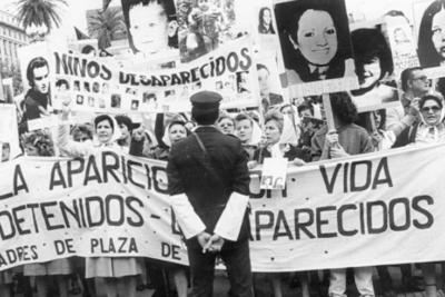 Abuelas de Plaza de Mayo de Argentina rechazan medida de Gobierno de Macri en caso Apablaza