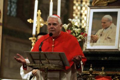 Red de Sobrevivientes de Abuso Sexual Eclesiástico cuestiona presencia del Papa en funeral de arzobispo encubridor