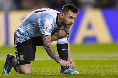 Lionel Messi y su sorpresa por la no clasificación de Chile