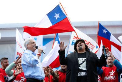 VIDEO |Le preguntaron al Negro Piñera si quería un puesto en el gobierno y su respuesta se hizo viral