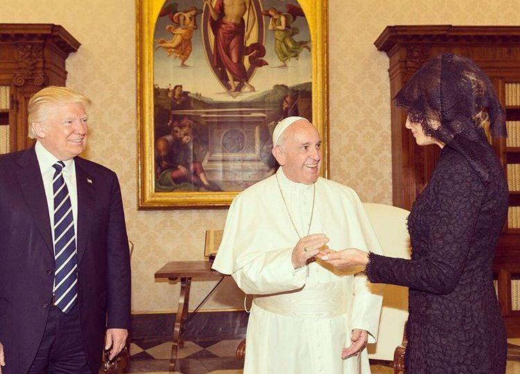 Papa Francisco se enfrenta a Trump por inminente declaración de Jerusalén como capital de Israel