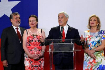 """Guillier felicita personalmente a Piñera: """"Va a haber una colaboración eficaz para que sea un buen gobierno"""""""