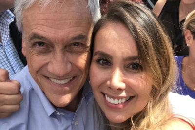 """""""Gente floja y resentida social"""": ex modelo Romina Salazar dispara contra la izquierda para validar su voto por Piñera"""
