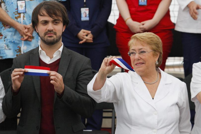 Alcalde Sharp hablará con Bachelet para pedir los terrenos del fallido Mall Barón