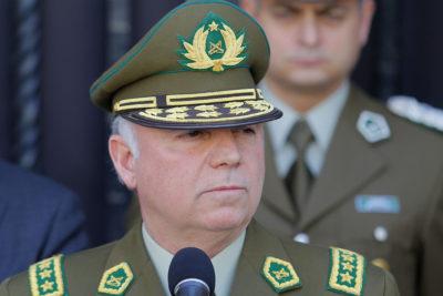 General (R) Gordon es investigado por el uso de $564 millones en gastos de protocolo en su periodo