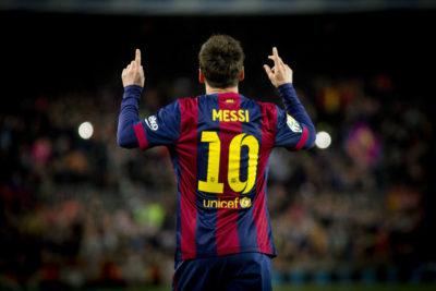 Messi asegura su salida del Barcelona en caso de independencia de Cataluña