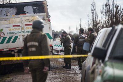 Nuevo ataque incendiario afecta a la región de Los Lagos en menos de 24 horas