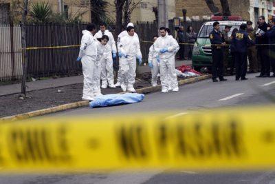 Chile es el país con menor tasa de homicidios de Latinoamérica