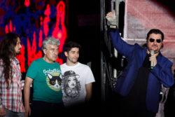 Los mensajes de Jorge González a Álvaro Henríquez tras polémico show en Talagante