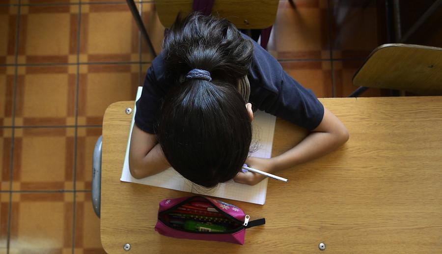 Estudiantes chilenos de educación básica pasan dos meses más en clases que el promedio OCDE