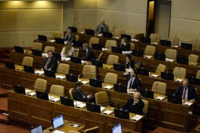 Gobierno suma apoyos para reducir número de parlamentarios: tramitación iniciaría este año