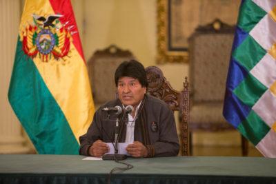 """Evo Morales y salida al mar: """"Papa Francisco buscará un acuerdo con Chile"""""""