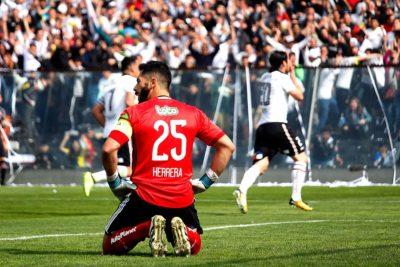 """Johnny Herrera: """"Somos el equipo más grande del país, vamos a pelear la Copa Libertadores"""""""