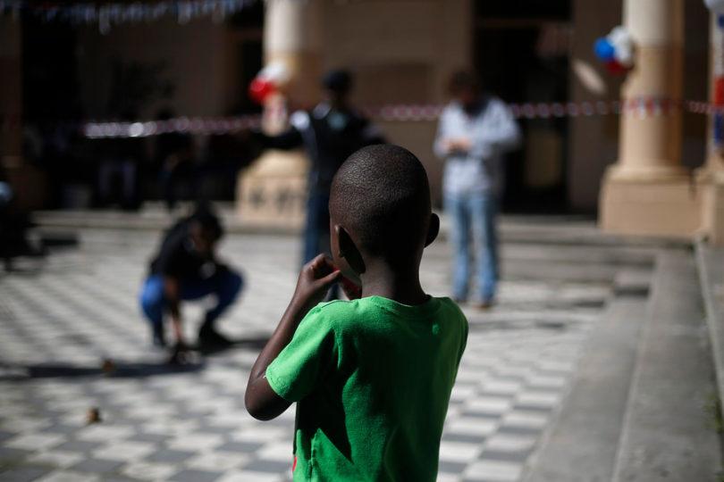 Delito de tráfico de migrantes en virtud de la Convención de Palermo