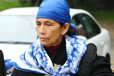 Suprema rechaza demanda de machi Francisca Linconao por vulneración de derechos durante allanamiento y detención