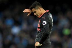 The Sun publica supuesto escándalo sexual de Alexis Sánchez con estudiante en medio de su traspaso al Manchester United