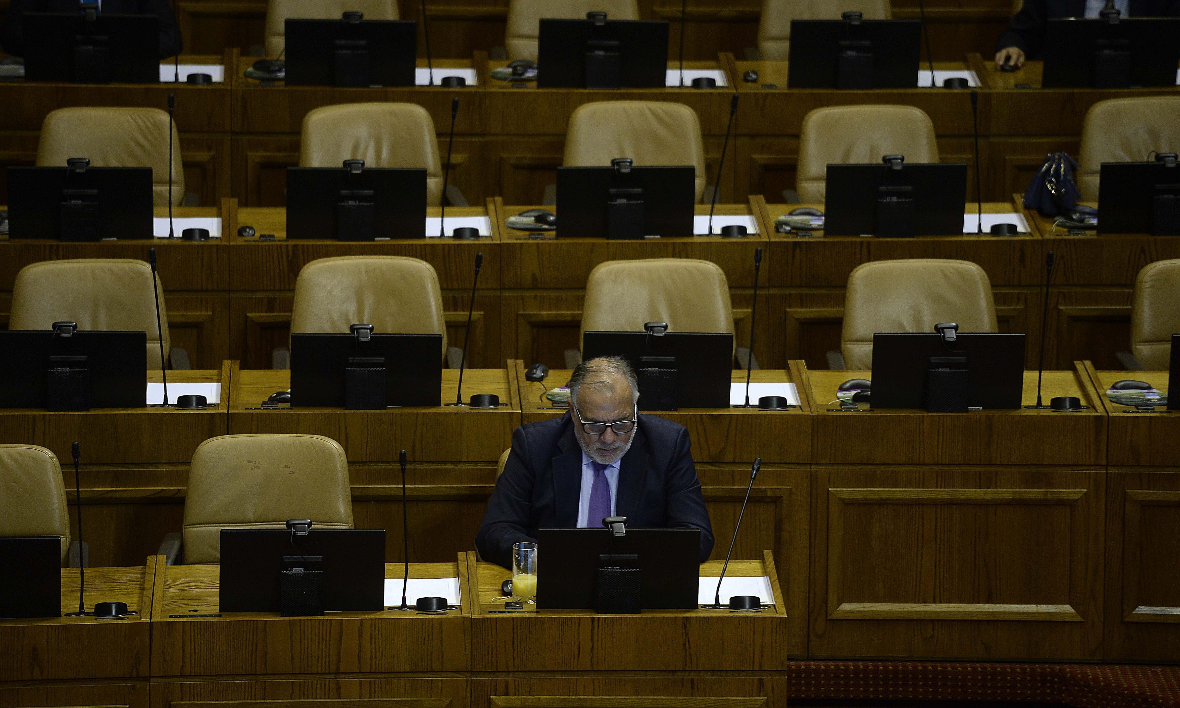 """""""Diputados deberán pagar más de $80 millones por ausencias a las sesiones sin justificar"""""""