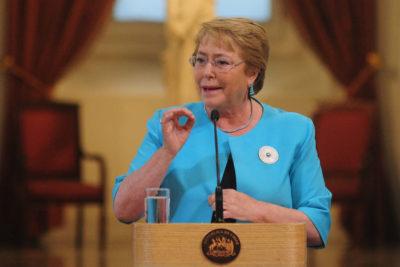 """Michelle Bachelet solicitará una """"investigación completa"""" al Banco Mundial por manipulación de cifras"""