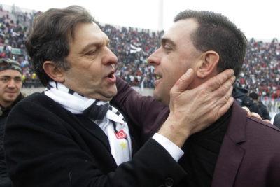 Aníbal Mosa anuncia que Pablo Guede seguirá en Colo Colo hasta diciembre de 2019