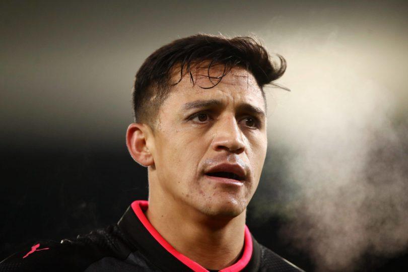 Manchester United se aburrió de Alexis Sánchez y se iría a préstamo